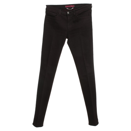 J Brand Jeans in Bordeaux