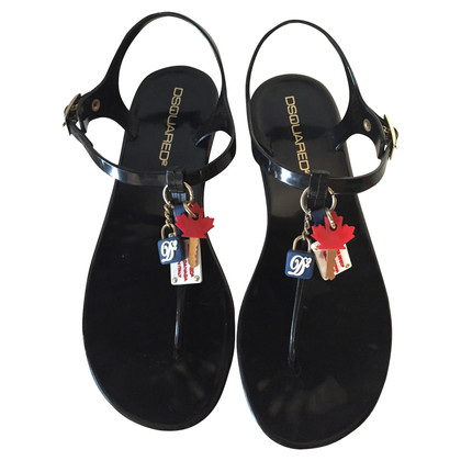 Dsquared2 Ballerinas