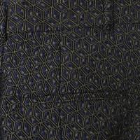 Schumacher Pants with pattern