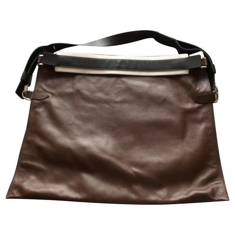 Givenchy Postino large flat satchel bag - Buy Second hand Givenchy ...