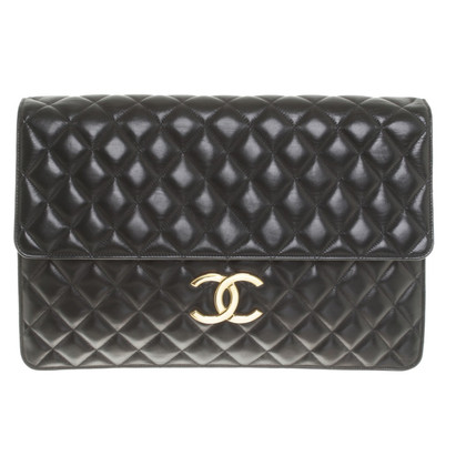 Chanel Flap Bag in black