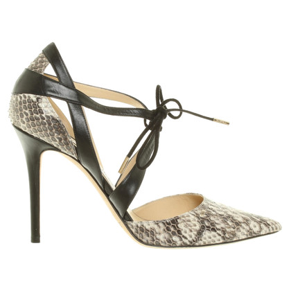 Jimmy Choo Pumps aus Reptilleder (Sonderedition)
