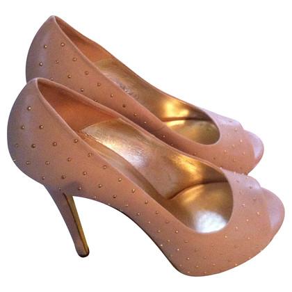 Versace Peep-toes