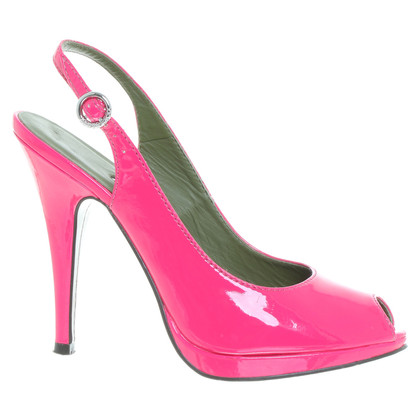 Ted Baker Peep toes pink
