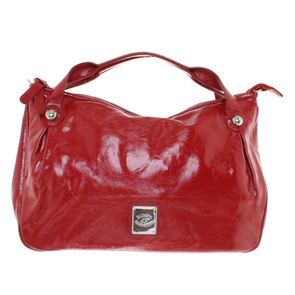 Blumarine  Handbag made of patent leather