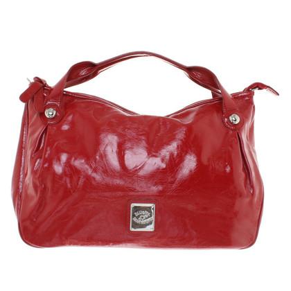 Blumarine Handbag made of patent leather