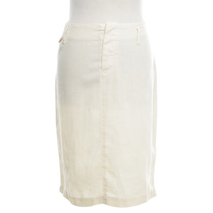 Ralph Lauren skirt in cream