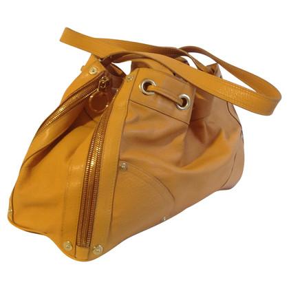 Mulberry Handtasche in Senfgelb
