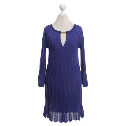 Missoni Knit dress in blue
