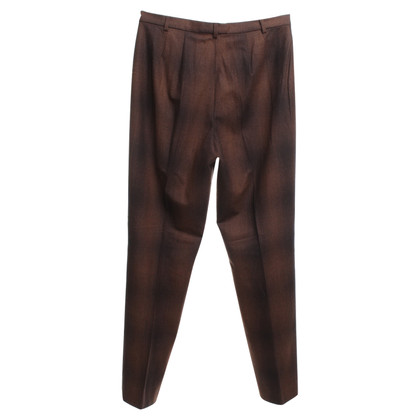Gunex trousers with pattern
