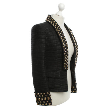 Balmain Blazer mit Applikation