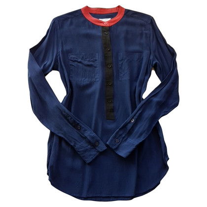 Equipment zijden blouse