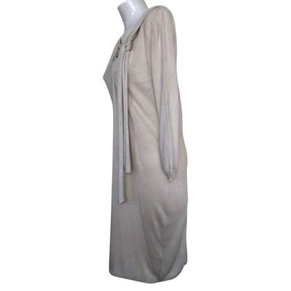Elisabetta Franchi Silk midi dress