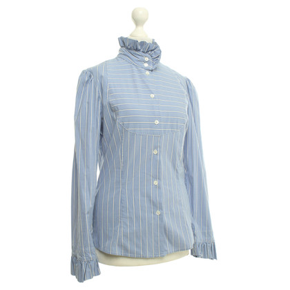 Vivienne Westwood Blouse with striped pattern