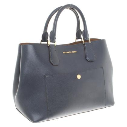Michael Kors Handbag in dark blue