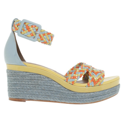 Hermès Multi-colored wedges