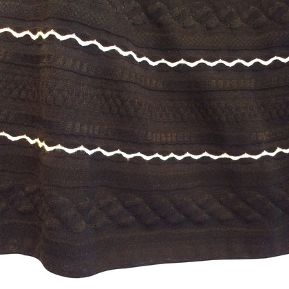 Missoni skirt knitted