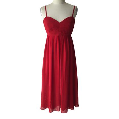 Turnover Trägerloses Kleid