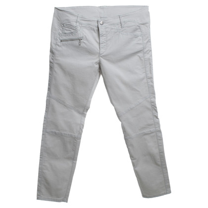 Bogner trousers in bright khaki