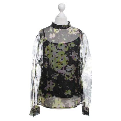 Erdem Blouse with patterns