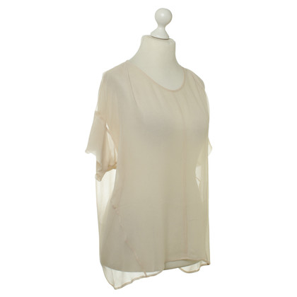 Day Birger & Mikkelsen Silk top in nude
