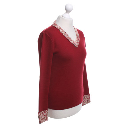 Max & Co Sweater in red