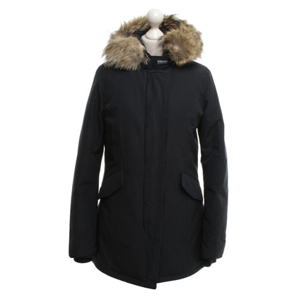 Woolrich Parka in dark blue