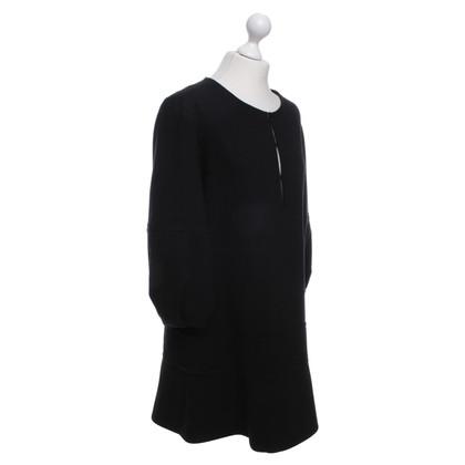 Chloé Wollen jurk in zwart