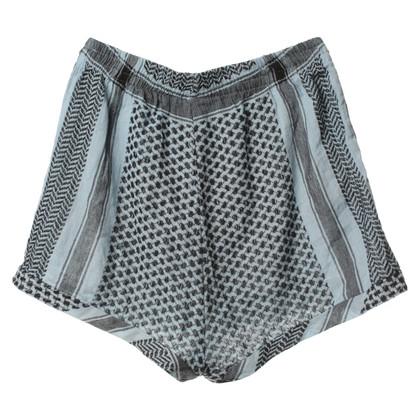 Altre marche Cecilie Copenhagen - pantaloncini in blu/nero