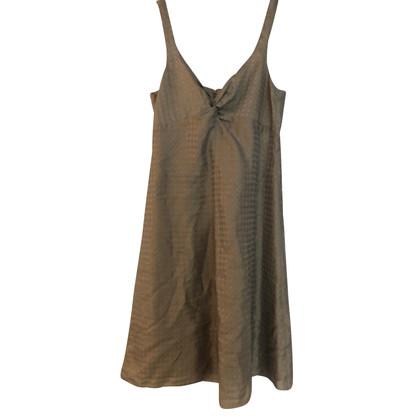 Armani Collezioni Silver-gray dress