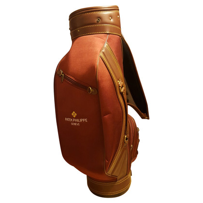 Patek Philippe sacca da golf in Brown / Bordeaux