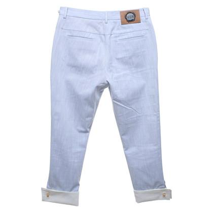 Viktor & Rolf Jeans in Weiß/Flieder