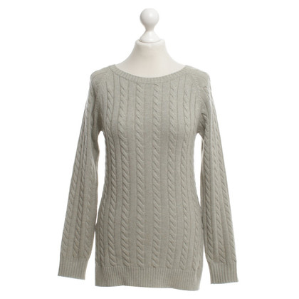 Brunello Cucinelli Knitted sweater in mint green