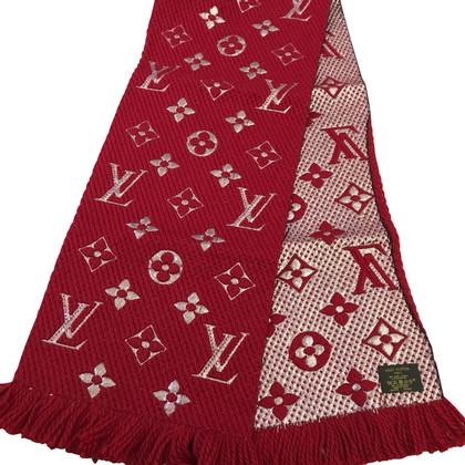 Louis Vuitton Stole van Louis Vuitton rood L