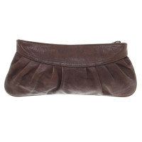 Strenesse Blue clutch in brown
