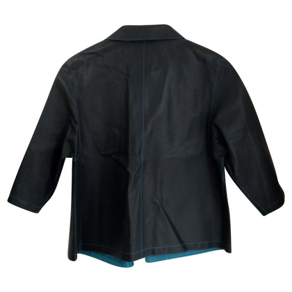 Loro Piana Short leather jacket