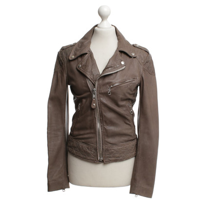 Other Designer Perfecto by Schott - Biker-style leather jacket