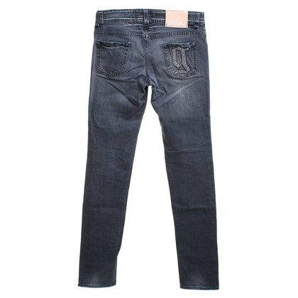 John Galliano Jeans a Gray
