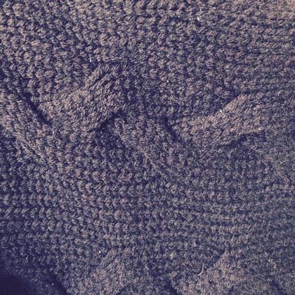 Iris von Arnim Black cashmere sweater