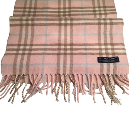Burberry Scarf in cashmere / wool