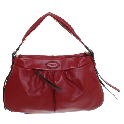 Lancel Handtasche in Rot