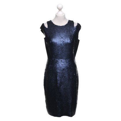 Proenza Schouler Sequin dress in blue