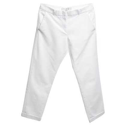 French Connection trousers in white