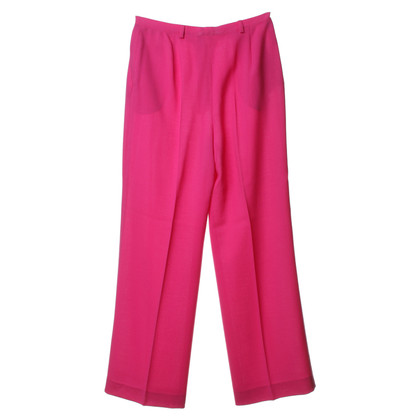 Emanuel Ungaro Pantaloni di Marlene in rosa