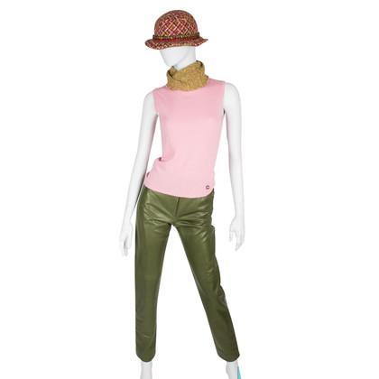 Chanel Casacca, Cappello, pantaloni e top