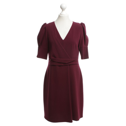Hoss Intropia Dress in Bordeaux