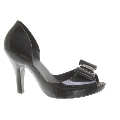 Melissa Odabash Peep-toes in black