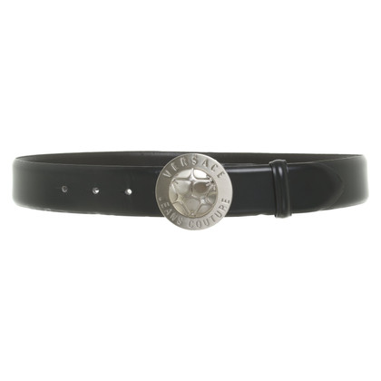 Versace Belt in black