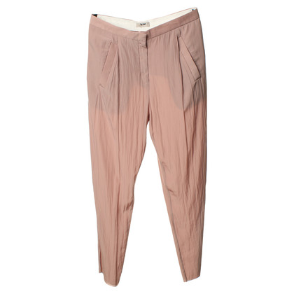 Acne Jodhpur-broek in cool Rosé