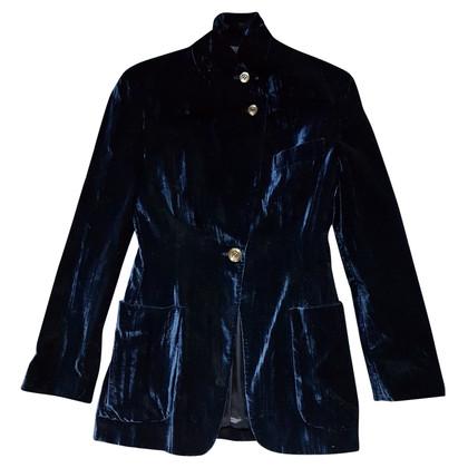 Dolce & Gabbana Blazer in velluto